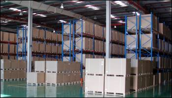 commercial asset storage